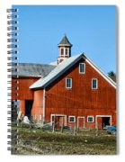 Franklin Spring Barn Spiral Notebook