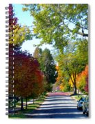 Franklin Street Liberty Spiral Notebook