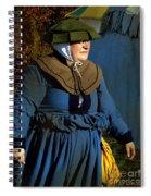 Frau Kitzler Goes Hunting Spiral Notebook