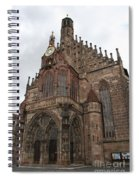 Frauenkirche - Nuremberg Spiral Notebook