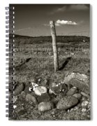 Fred Fencestone Spiral Notebook