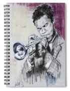 Freddie Hubbard Spiral Notebook