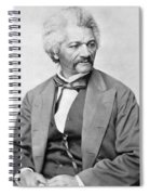 Frederick Douglass Spiral Notebook