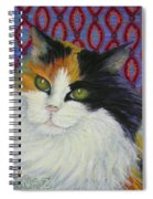 Fred's Cat Spiral Notebook