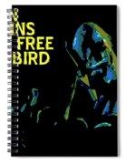 Free As A Bird Spiral Notebook