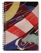 Free Falling - 278 Spiral Notebook