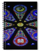 Free Masons Spiral Notebook