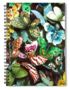 Free To Fly Spiral Notebook