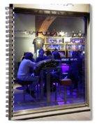 Free Wi-fi Spiral Notebook