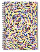 Free Will Spiral Notebook