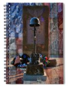 Freedom Ain't Free Spiral Notebook