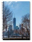 Freedom Tower Framed Spiral Notebook