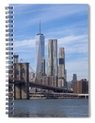 Freedom Tower I I Spiral Notebook