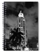 Freedom Tower Spiral Notebook