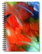 Freedom With Art Spiral Notebook