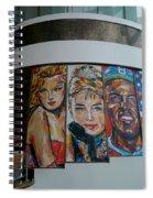 Freestyle Art Series - 2 Spiral Notebook