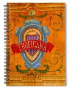 Freestyle Art Series Spiral Notebook
