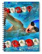 Freestyle Spiral Notebook