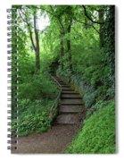 Freiburg Steps Up Spiral Notebook