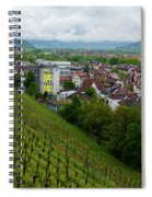 Freiburg Wine Sloop Spiral Notebook