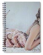 Freida Pinto Spiral Notebook