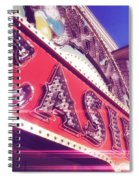 Fremont By Day Spiral Notebook