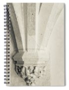 French Chateau Architecture 1 Spiral Notebook