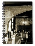French Country Restaurant 2 Spiral Notebook