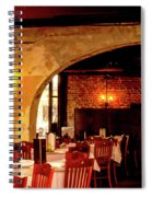 French Country Restaurant Spiral Notebook