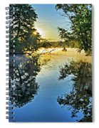 French Creek 17-037 Spiral Notebook