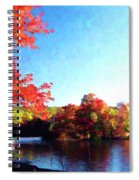 French Creek Fall 94-020 Spiral Notebook