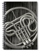 French Horn 2 Spiral Notebook