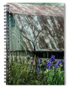 French Lick Indiana Spiral Notebook