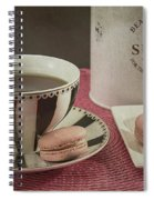 French Macarons 2 Spiral Notebook