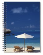 French Polynesia, Bora Bora Spiral Notebook