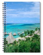 French Polynesia, Moorea Spiral Notebook