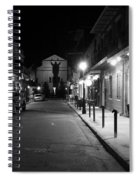 French Quarter #1 Spiral Notebook