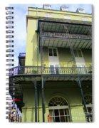 French Quarter 11 Spiral Notebook