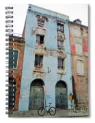 French Quarter 2 Spiral Notebook