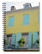 French Quarter 20 Spiral Notebook