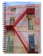 French Quarter 27 Spiral Notebook