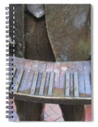 French Quarter 34 Spiral Notebook