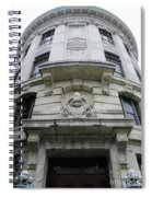 French Quarter 4 Spiral Notebook