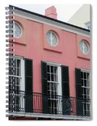 French Quarter 9 Spiral Notebook