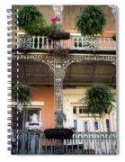 French Quarter Spiral Notebook