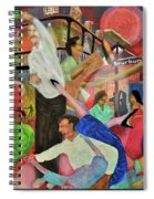 French Quarter Spiral Notebook