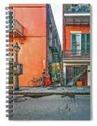 French Quarter Trio Spiral Notebook