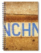 Frenchmen St. Nola Spiral Notebook