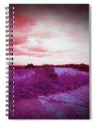 Fresca Sky  Spiral Notebook
