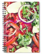 Fresh And Aromatic Spiral Notebook